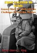 Cover-Bild zu From Salerno To Rome: General Mark W. Clark And The Challenges Of Coalition Warfare (eBook) von King, Major Glenn L.