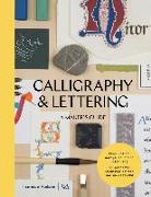 Cover-Bild zu Calligraphy & Lettering von Lach, Denise