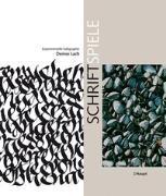 Cover-Bild zu Schriftspiele von Lach, Denise