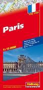 Cover-Bild zu Paris Stadtplan 1:15 000. 1:15'000 von Hallwag Kümmerly+Frey AG (Hrsg.)