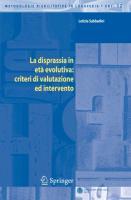 Cover-Bild zu La disprassia in età evolutiva: criteri di valutazione ed intervento von Sabbadini, Letizia