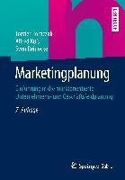 Cover-Bild zu Marketingplanung von Tomczak, Torsten