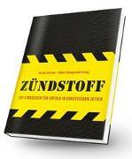 Cover-Bild zu Zündstoff von Gutsche, Jeremy