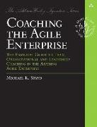 Cover-Bild zu Coaching the Agile Enterprise von Spayd, Michael