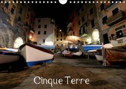 Cover-Bild zu Cinque Terre (Wandkalender 2021 DIN A4 quer) von Aigner, Matthias