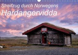 Cover-Bild zu Streifzug durch Norwegens Hardangervidda (Wandkalender 2021 DIN A3 quer) von Aigner, Matthias