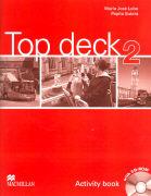 Cover-Bild zu Top Deck 2. Activity Book von Lobo, María José