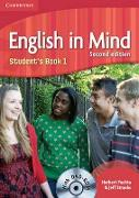 Cover-Bild zu Level 1: Student's Book - English in Mind. Second Edition