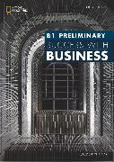 Cover-Bild zu Success with Business, Second Edition, B1 - Preliminary, Student's Book