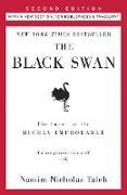 Cover-Bild zu The Black Swan: Second Edition von Taleb, Nassim Nicholas