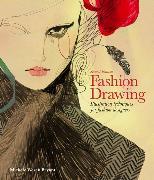 Cover-Bild zu Fashion Drawing Second Edition von Wesen Bryant, Michele