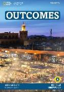 Cover-Bild zu Outcomes, Second Edition, B1.2/B2.1: Intermediate, Student's Book (Split Edition A) + DVD, Unit 1-8 von Dellar, Hugh