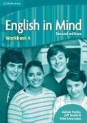 Cover-Bild zu English in Mind. Second Edition. 4. Workbook von Puchta, Herbert