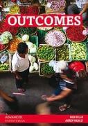 Cover-Bild zu Outcomes, Second Edition, C1.1/C1.2: Advanced, Student's Book (with Printed Access Code) + DVD von Dellar, Hugh
