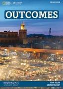 Cover-Bild zu Outcomes, Second Edition, B1.2/B2.1: Intermediate, Student's Book (with Printed Access Code) + DVD von Dellar, Hugh