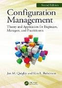 Cover-Bild zu Configuration Management, Second Edition (eBook) von Quigley, Jon M.