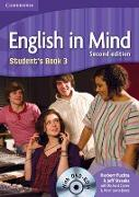 Cover-Bild zu Level 3: Student's Book - English in Mind. Second Edition