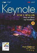 Cover-Bild zu Keynote, B2.1/B2.2: Upper Intermediate, Student's Book and Workbook (Combo Split Edition A) + DVD-ROM, Unit 1-6 von Dummett, Paul