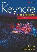 Cover-Bild zu Keynote, B2.1/B2.2: Upper Intermediate, Teacher's Book + Audio-CD von Dummett, Paul