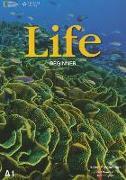 Cover-Bild zu Life, First Edition, A0/A1.1: Beginner, Student's Book + DVD von Dummett, Paul