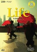 Cover-Bild zu Life, First Edition, A1.2/A2.1: Elementary, Student's Book and Workbook (Combo Split Edition B) + DVD-ROM, Unit 7-12 von Dummett, Paul
