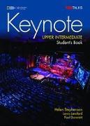 Cover-Bild zu Keynote, B2.1/B2.2: Upper Intermediate, Student's Book + Online Workbook (Printed Access Code) + DVD von Dummett, Paul