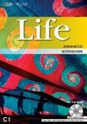Cover-Bild zu Life, First Edition, C1.1/C1.2: Advanced, Workbook + Audio-CD + Key von Dummett, Paul