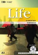 Cover-Bild zu Life, First Edition, A1.2/A2.1: Elementary, Workbook + Audio-CD + Key von Dummett, Paul