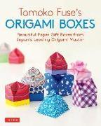 Cover-Bild zu Fuse, Tomoko: Tomoko Fuse's Origami Boxes (eBook)