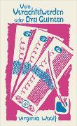 Cover-Bild zu Vom Verachtetwerden oder Drei Guineen von Woolf, Virginia