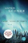 Cover-Bild zu Unter Schnee (eBook) von Strubel, Antje Rávik