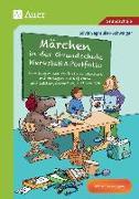 Cover-Bild zu Märchen in der Grundschule - Werkstatt & Portfolio von Segmüller-Schwaiger, Silvia