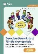 Cover-Bild zu Demokratiewerkstatt für die Grundschule von Segmüller-Schwaiger, Silvia