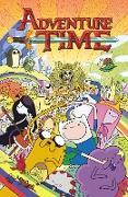 Cover-Bild zu Adventure Time Vol. 1 (eBook) von North, Ryan