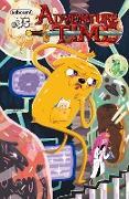Cover-Bild zu Adventure Time #35 (eBook) von North, Ryan