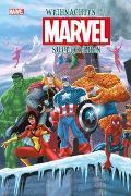 Cover-Bild zu Weihnachten mit den Marvel-Superhelden von Soule, Charles
