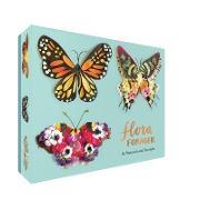Cover-Bild zu Collins, Bridget Beth: Flora Forager: Butterfly Notecards
