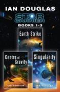 Cover-Bild zu Douglas, Ian: Star Carrier Series Books 1-3 (eBook)