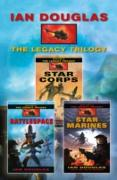 Cover-Bild zu Douglas, Ian: Complete Legacy Trilogy (eBook)