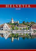 Cover-Bild zu Cal. Helvetia Ft. 16,5x23 2020