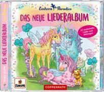 Cover-Bild zu Einhorn-Paradies: Das neue Liederalbum (CD) von Blum, Anna