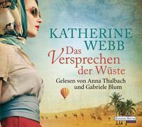 Cover-Bild zu Das Versprechen der Wüste von Webb, Katherine