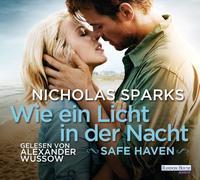 Cover-Bild zu Safe Haven - Wie ein Licht in der Nacht von Sparks, Nicholas