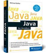 Cover-Bild zu Java von Kofler, Michael