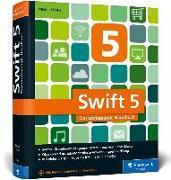 Cover-Bild zu Swift 5 von Kofler, Michael