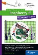 Cover-Bild zu Raspberry Pi (eBook) von Kofler, Michael