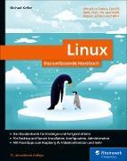 Cover-Bild zu Linux (eBook) von Kofler, Michael