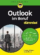 Cover-Bild zu Peyton, Christine: Outlook im Beruf für Dummies (eBook)