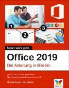 Cover-Bild zu Peyton, Christine: Office 2019 (eBook)