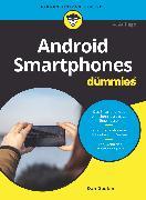 Cover-Bild zu Gookin, Dan: Android Smartphones für Dummies (eBook)